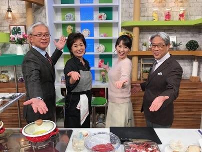 TOSテレビ大分「ゆ~わくワイド&News」出演☆_a0154793_21313907.jpg