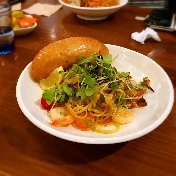 洋食VS韓食_b0194098_16123135.jpg