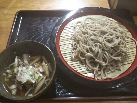 ゆきママ蕎麦を打つ( ´艸`)_f0316507_23185156.jpg