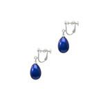身につける漆 漆のアクセサリー イヤリング 華蜜珠 コバルト色 坂本これくしょんの艶やかで美しくとても軽い和木に漆塗りのアクセサリー SAKAMOTO COLLECTION wearable URUSHI accessories earrings flower Honey Jewel Cobalt blue 可愛らしさと遊び心のあるフォルムが耳元で女性らしくゆらゆら揺れる愛らしいデザイン、発色の良い鮮やかなブルーが上品でクールな印象を演出、1日着けていても耳が痛くなりにくい仕上がり、かぶれ防止コートで安心、オールシーズン活用できるアイテムです。 #イヤリング #青いイヤリング #華蜜珠 #コバルトブルー #漆のイヤリング #accessories #jewelry #earrings #FlowerHoneyJewel #CobaltBlue #漆のアクセサリー #軽いイヤリング #漆塗り #軽さを実感 #坂本これくしょん #ショップチャンネル #青鱗 #せいりん