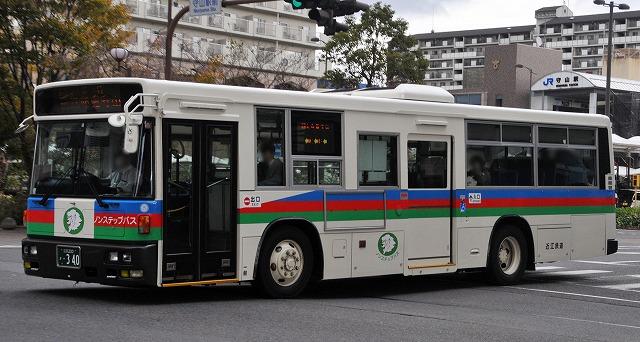 近江鉄道~西工96MC(B-I)日産ディーゼル・ノンステップバス _a0164734_1940674.jpg