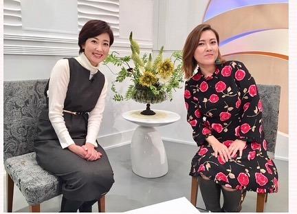 テレビRKB毎日放送 『池尻和佳子のトコワカ』出演 12月8日土曜朝5時20分から10分間_a0150139_04362987.jpg