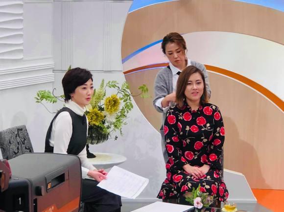 テレビRKB毎日放送 『池尻和佳子のトコワカ』出演 12月8日土曜朝5時20分から10分間_a0150139_04445281.jpg