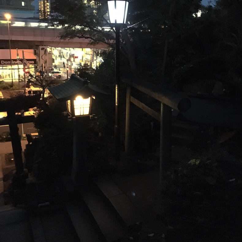 今日も品川富士登山_c0060143_17461906.jpg