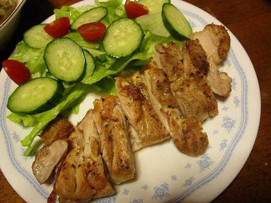 鶏もものオーブン焼き_c0327752_09082107.jpg