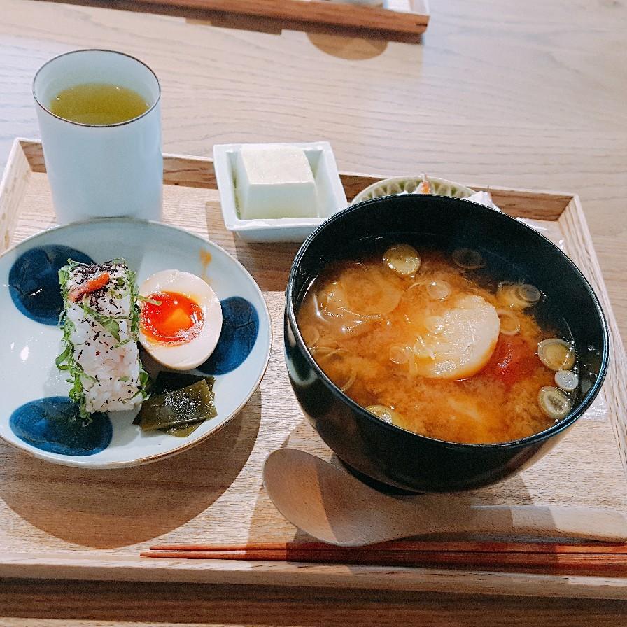 浅草 お味噌汁専門店「MISOJYU」_a0187658_19310718.jpg