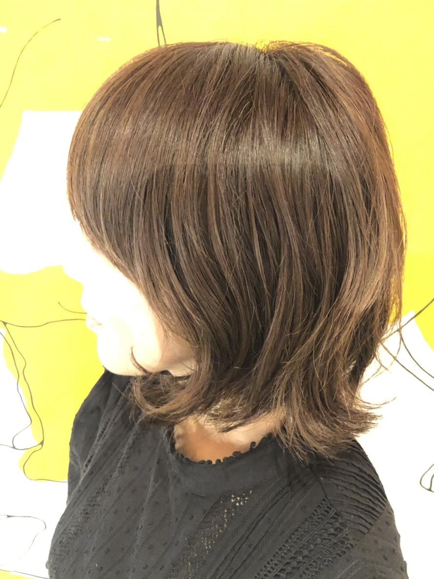 白髪染めもナノスチームカラー!!_a0272765_17541010.jpg