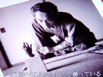 "「""決闘写真""を撮った男 林忠彦」@日曜美術館_b0044404_14164526.jpg"