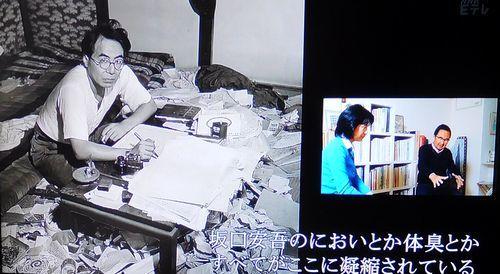 "「""決闘写真""を撮った男 林忠彦」@日曜美術館_b0044404_15561631.jpg"