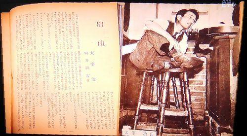 "「""決闘写真""を撮った男 林忠彦」@日曜美術館_b0044404_16091187.jpg"