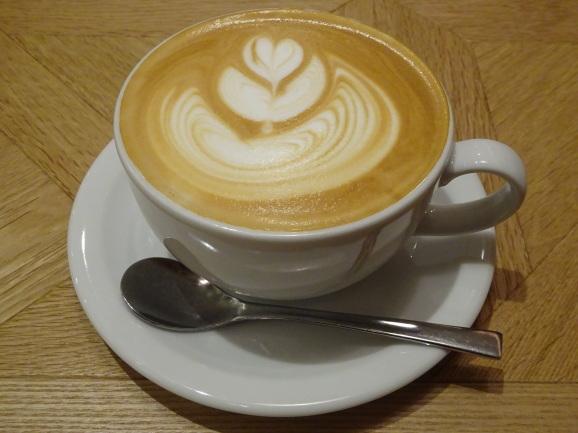 FEBRUARY CAFEさんでスコーンセット_e0230011_16230516.jpg