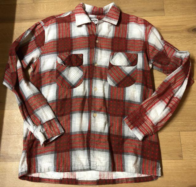 アメリカ仕入れ情報#35 50s haper プリントネルシャツ!_c0144020_11244915.jpg