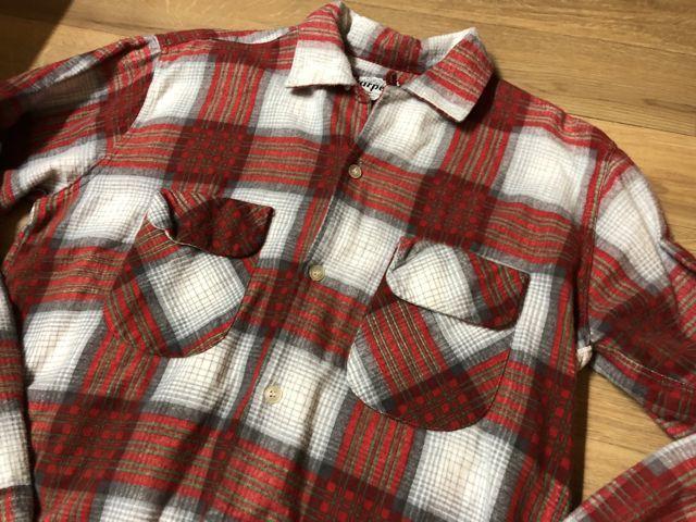 アメリカ仕入れ情報#35 50s haper プリントネルシャツ!_c0144020_11245796.jpg