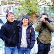 日曜朝教室(12月9日)🐘 天王寺動物園 🐧_e0175020_22332625.jpg