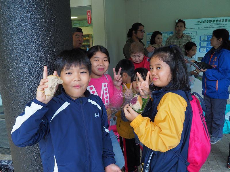 第5回 くんじゃん山学校 「どんぐりを食べよう!」_f0121321_19152413.jpg