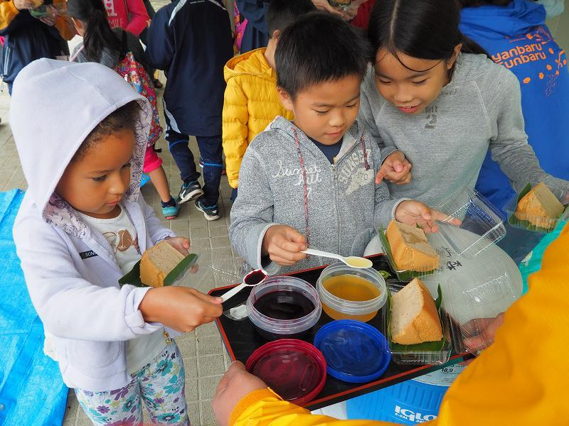 第5回 くんじゃん山学校 「どんぐりを食べよう!」_f0121321_19152414.jpg