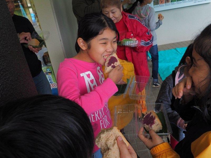 第5回 くんじゃん山学校 「どんぐりを食べよう!」_f0121321_19152499.jpg