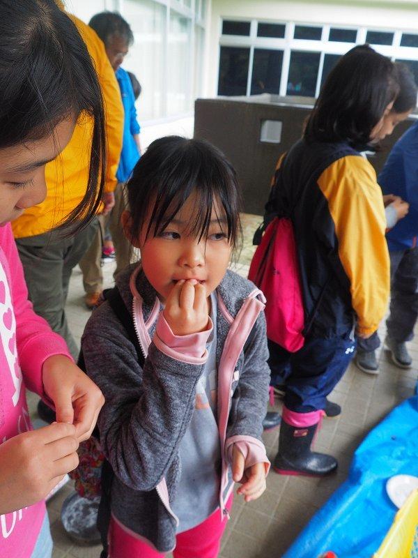 第5回 くんじゃん山学校 「どんぐりを食べよう!」_f0121321_19300025.jpg