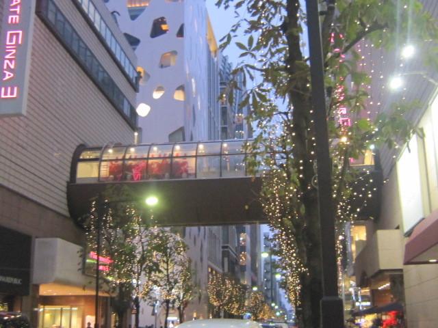 ♪平成最後★クリスマス模様(銀座昼夜)_d0162225_22563146.jpg