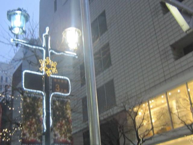♪平成最後★クリスマス模様(銀座昼夜)_d0162225_22572708.jpg