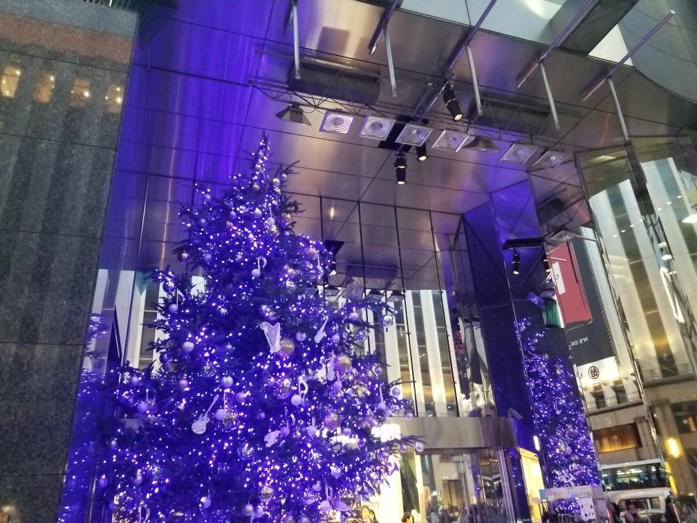 ♪平成最後★クリスマス模様(銀座昼夜)_d0162225_23000365.jpg