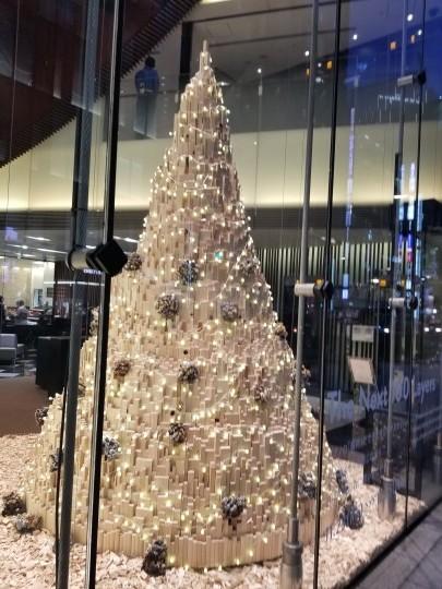 ♪平成最後★クリスマス模様(銀座昼夜)_d0162225_23020110.jpg