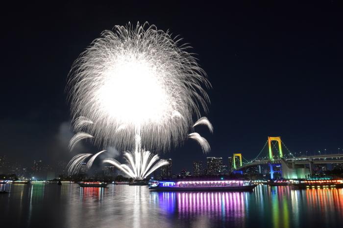【お台場レインボー花火2018】_f0348831_18112896.jpg