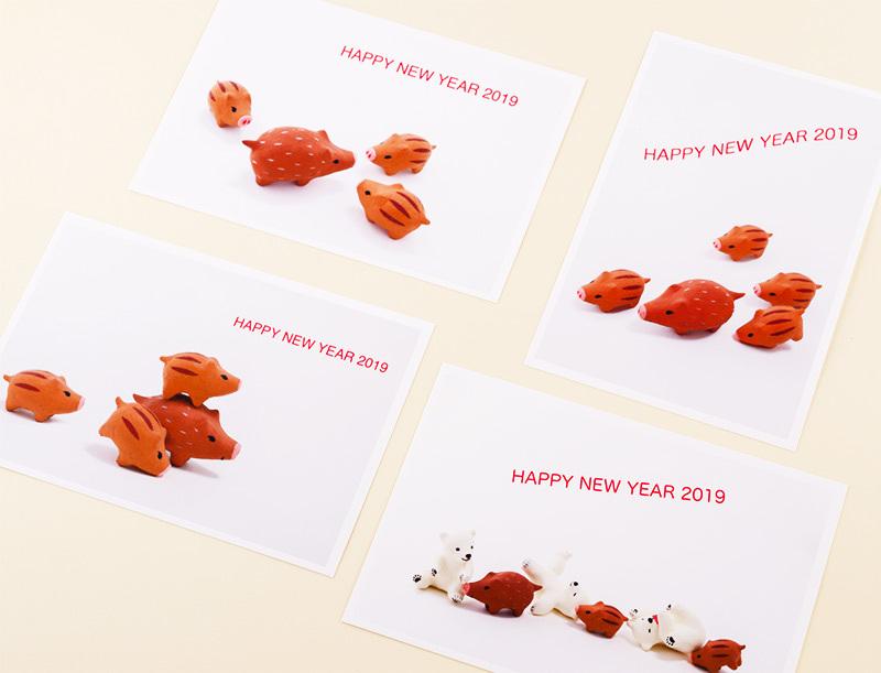 【2019年・年賀状カードの販売】_a0003650_21535025.jpg