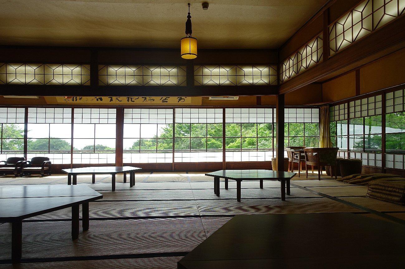 養老公園 料理旅館 千歳楼(その3)_c0112559_09212923.jpg