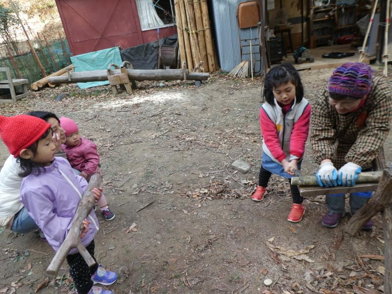 きのくに子どもNPO「孝子の森でネイチャークラフト」_c0108460_20263091.jpg