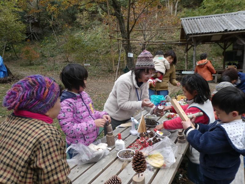 きのくに子どもNPO「孝子の森でネイチャークラフト」_c0108460_20273783.jpg