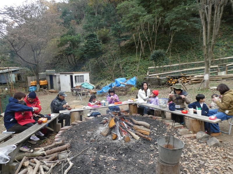 きのくに子どもNPO「孝子の森でネイチャークラフト」_c0108460_20305540.jpg