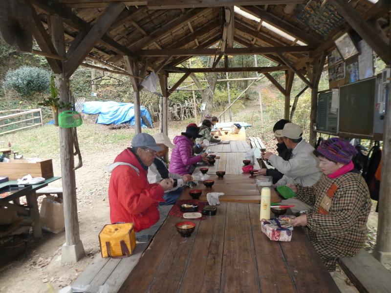 きのくに子どもNPO「孝子の森でネイチャークラフト」_c0108460_20315239.jpg