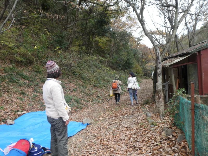 きのくに子どもNPO「孝子の森でネイチャークラフト」_c0108460_20315392.jpg