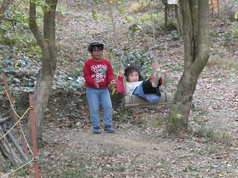 きのくに子どもNPO「孝子の森でネイチャークラフト」_c0108460_20334320.jpg