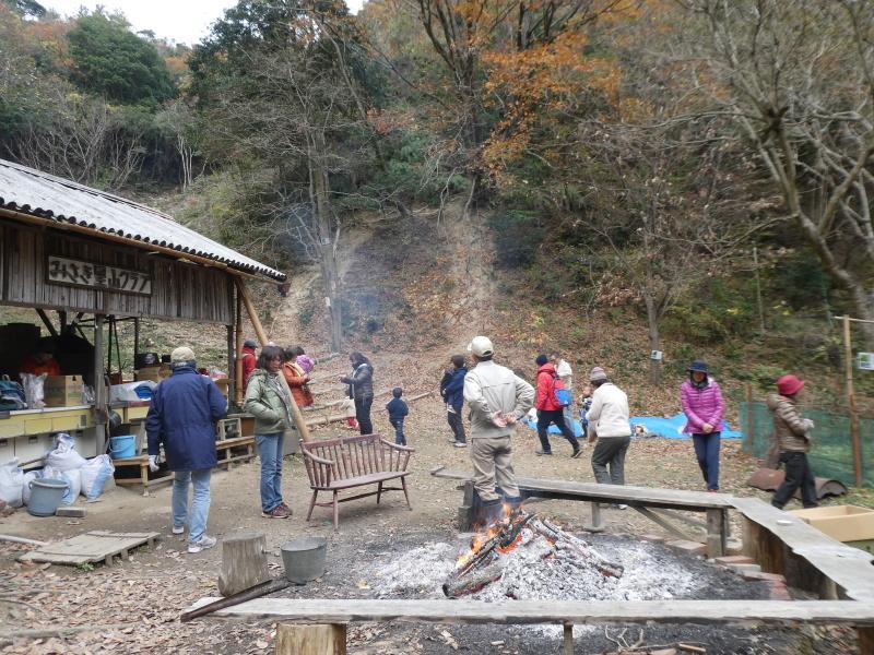 きのくに子どもNPO「孝子の森でネイチャークラフト」_c0108460_20395544.jpg