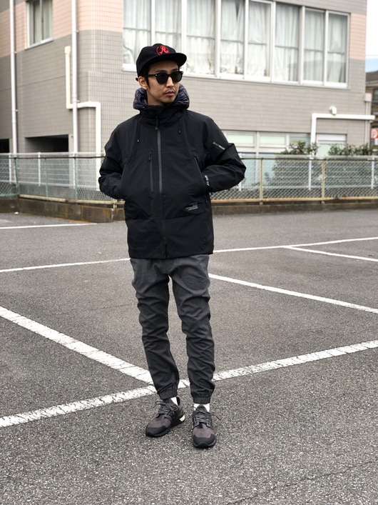 AK457 & CANADA GOOSE - Winter Layered Styling._f0020773_20564761.jpg