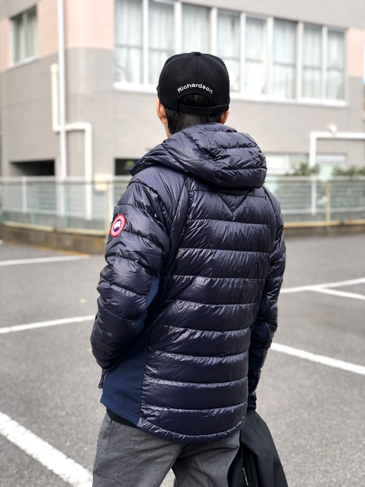 AK457 & CANADA GOOSE - Winter Layered Styling._f0020773_2134017.jpg