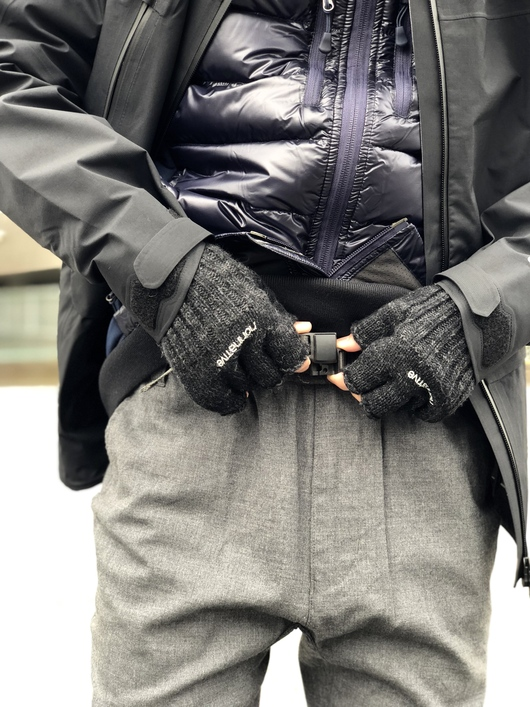 AK457 & CANADA GOOSE - Winter Layered Styling._f0020773_2185513.jpg