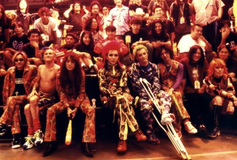 【映画】 hide 50th anniversary FILM「JUNK STORY」_d0061678_14465964.jpg