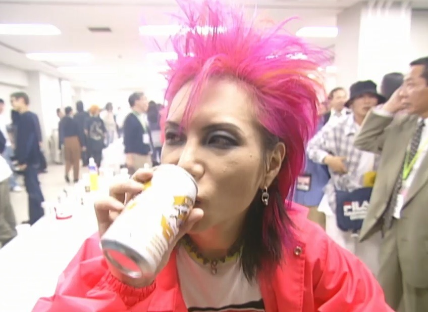【映画】 hide 50th anniversary FILM「JUNK STORY」_d0061678_14510080.jpg