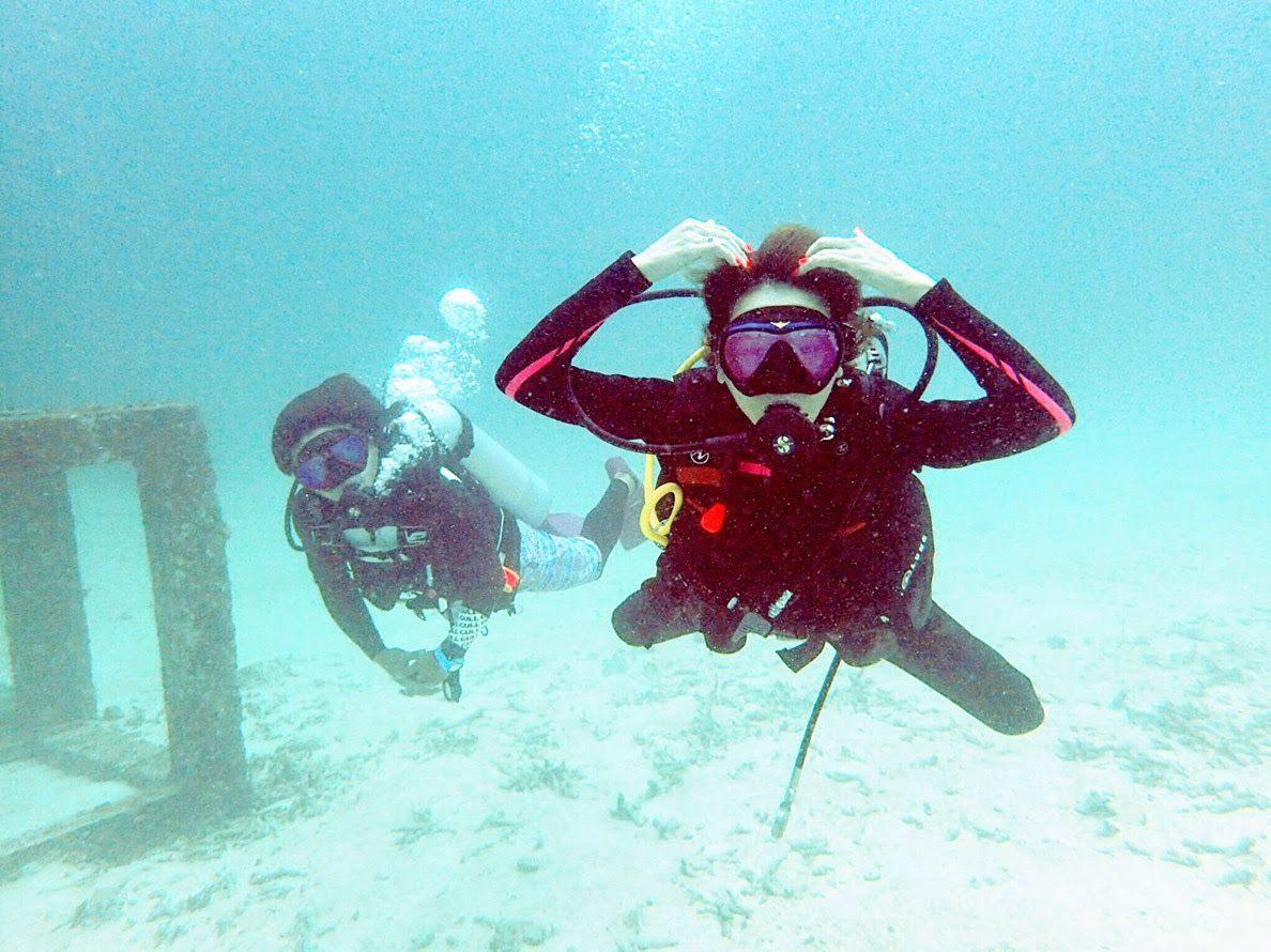 ラチャヤイ島でリフレッシュダイビング(^^)_f0144385_21120321.jpg