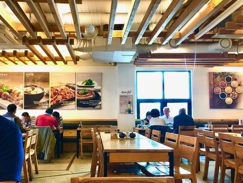 2018年晩秋のソウル旅⑥スンデの人気店、スンデ実録へ。_a0223786_16555283.jpg