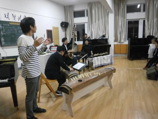中国でガムランを奏でました_e0017689_18105971.jpg