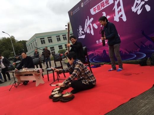 中国でガムランを奏でました_e0017689_18154945.jpg