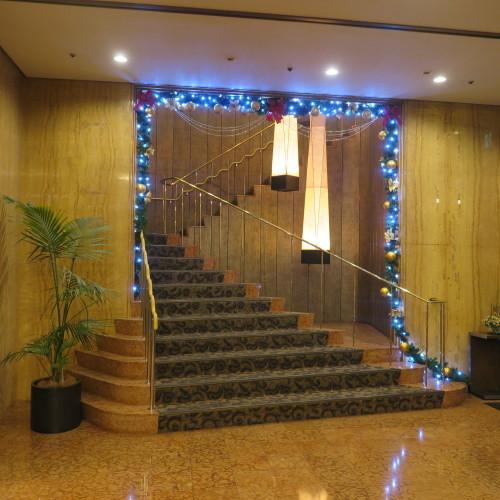 御茶ノ水 ホテル ジュラク「あけびの実」の夕食後、界隈を散歩_c0075701_22440479.jpg