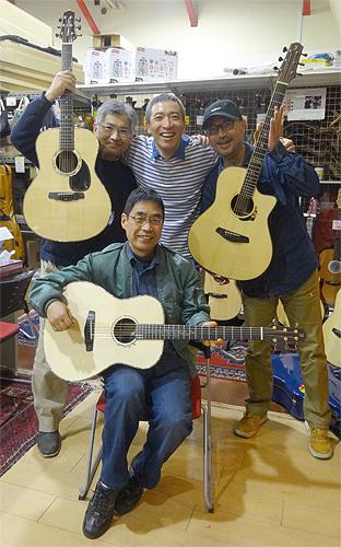 信頼のヨコヤマギターズ「大試奏会(調整会)」_c0137404_01320696.jpg