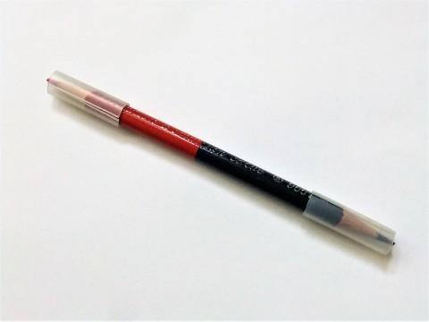 北星鉛筆・朱藍鉛筆。_f0220714_10441774.jpg