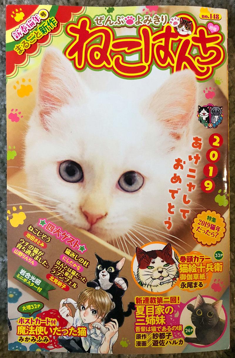 ねこぱんち「ウチの猫が育ち過ぎました。」_d0118933_20063500.jpg