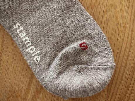長男の字が汚い問題その後と、お気に入りの靴下_d0291758_225508.jpg